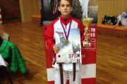 Mistrovství České republiky mládeže 2014 - České Budějovice