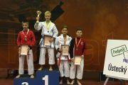 Karate Grand Prix North Bohemia - Ústí nad Labem 2015